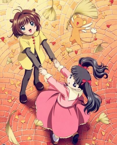 dessin animé Card Captor Sakura