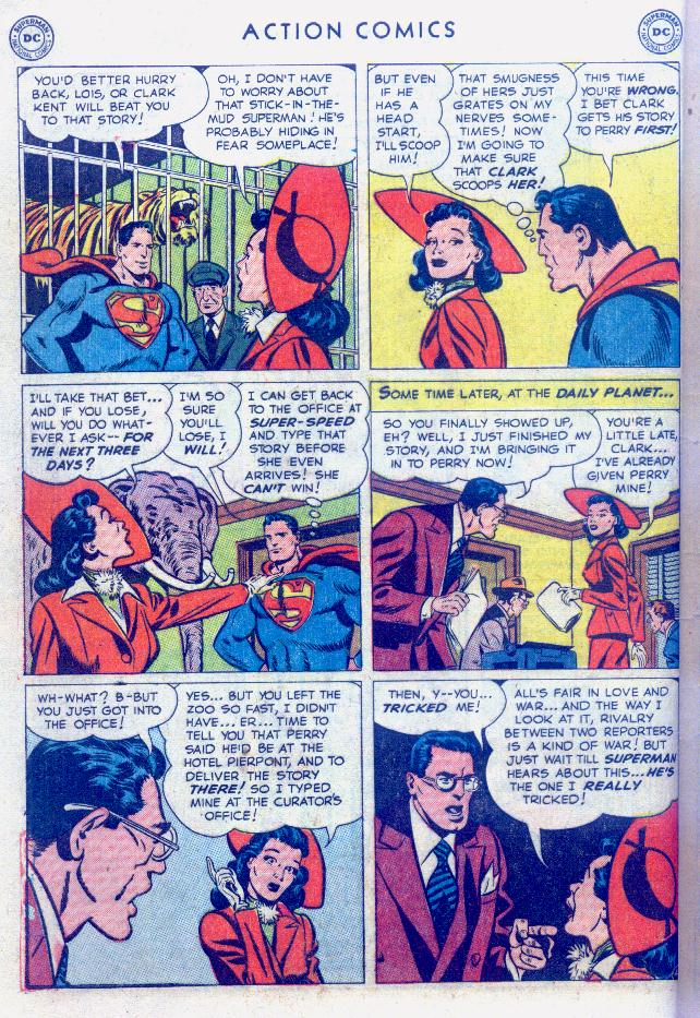 Read online Action Comics (1938) comic -  Issue #159 - 6