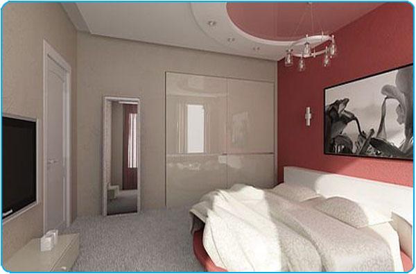 Фото натяжных потолков в спальне | Натяжные потолки для ...