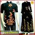 BTK059 Baju Sarimbit Gamis Couple Bamboo Modis Murah BMGShop
