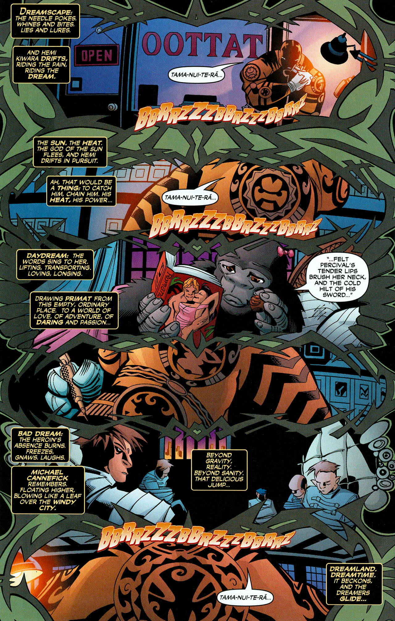 Read online Trinity (2008) comic -  Issue #8 - 19
