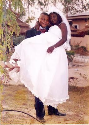 Ebonyi state lawmaker, Maria Ude Nwachi shares throwback photos from her 2004 wedding