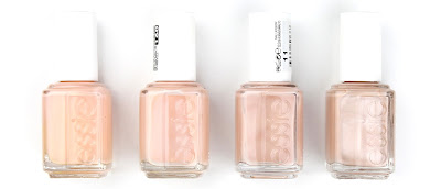 essie nail polish varnish a crewed interest sugar daddy not just a pretty face curtain call