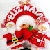 Santa and Mama Claus FREE Template