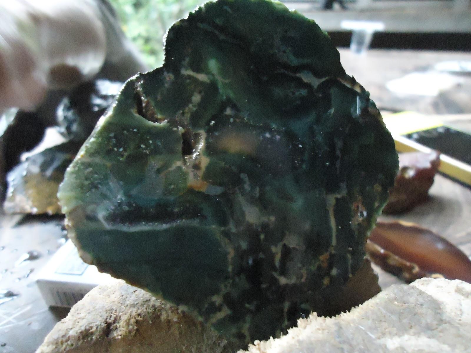 Berlian Sakti Karanggayam (Jual Bahan Batu Akik Panca ...
