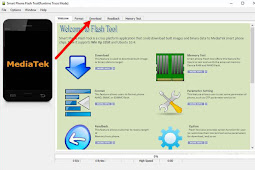 Download Smart Phone Flash Tool (SP Flash Tool) All Version