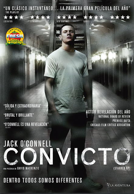 Convicto – Starred Up [2013] [DVD5]
