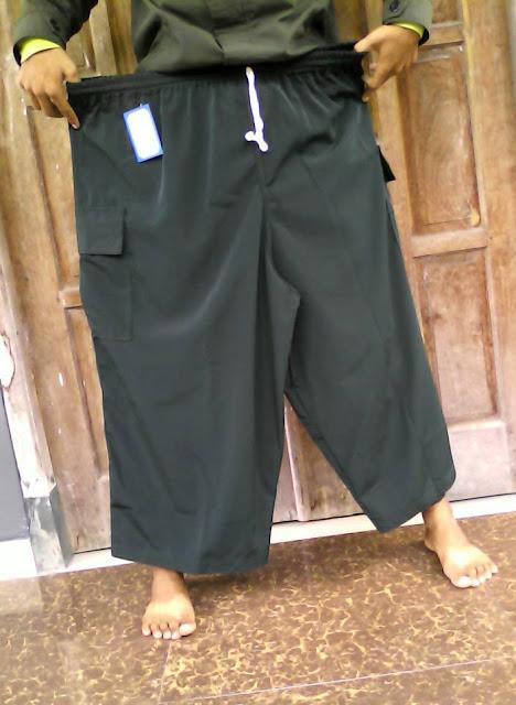 Model Celana Cingkrang Jumbo Murah Sehari - hari