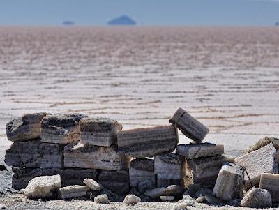 Lítio em Salar Uyun - Bolívia