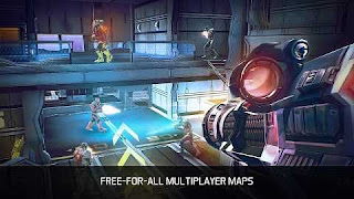 N.O.V.A. Legacy Mod Apk v1.2.0 (Hack Money)
