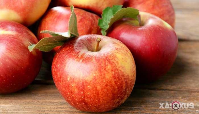 Makanan penambah darah - Apel, buah penambah darah