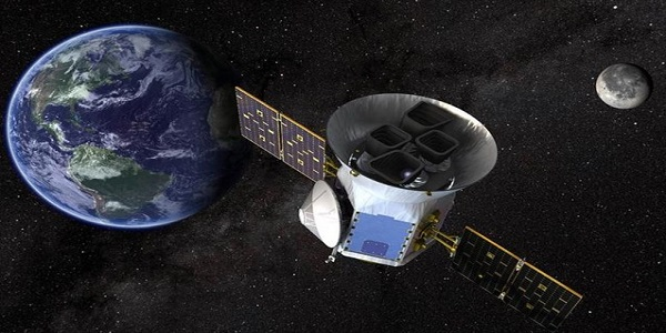 To TESS της NASA άρχισε την αναζήτηση πλανητών