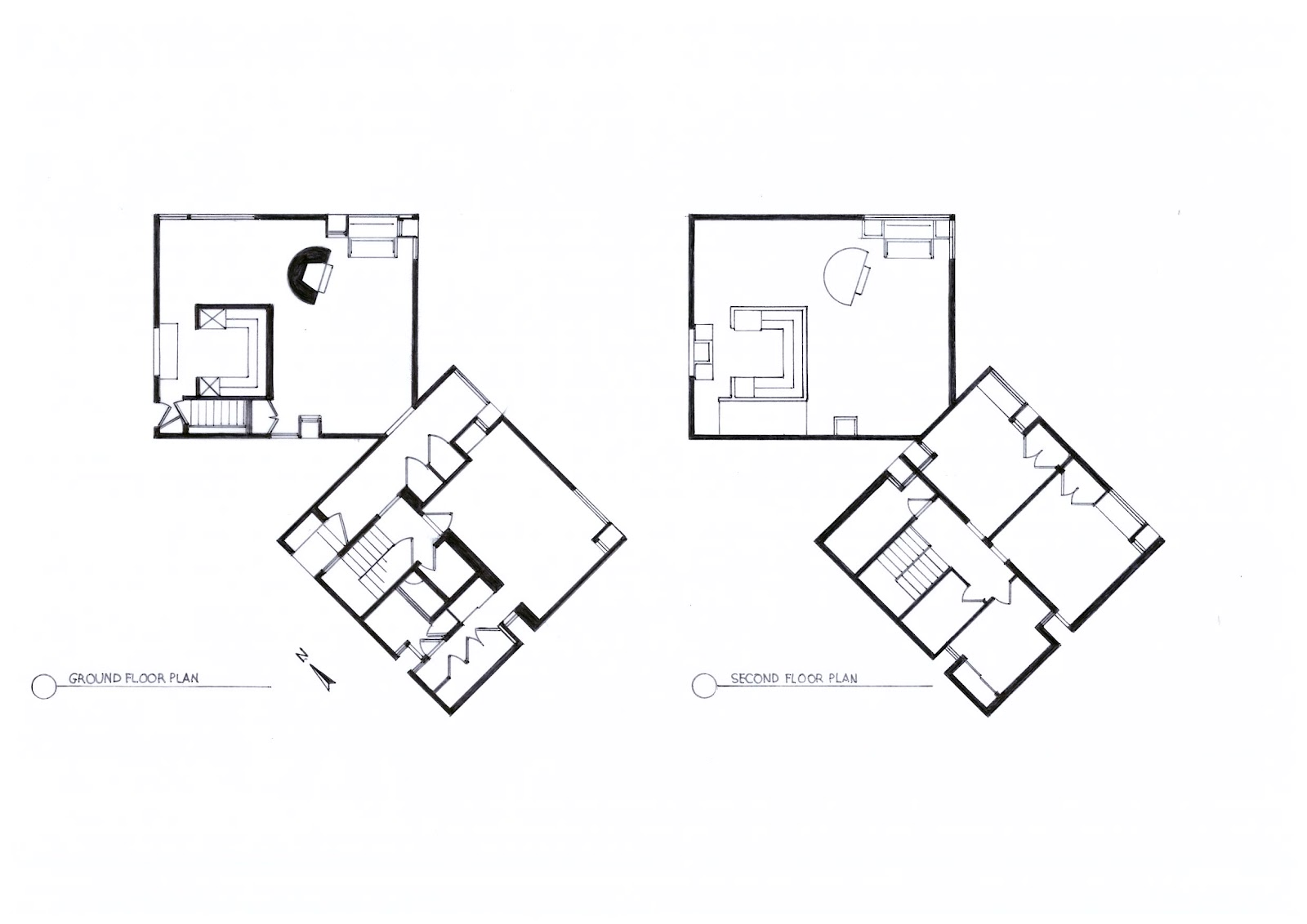English Cottage Floor Plans Norman Fisher House Plans House Plans