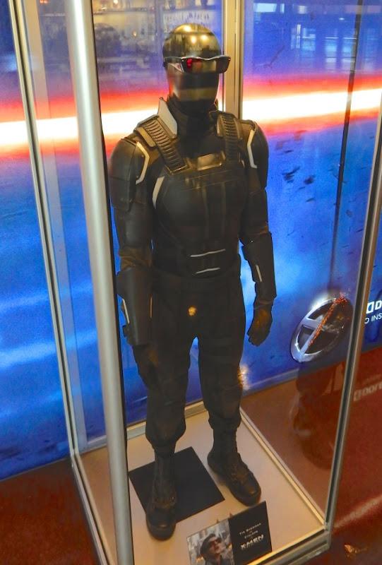 XMen Apocalypse Cyclops film costume