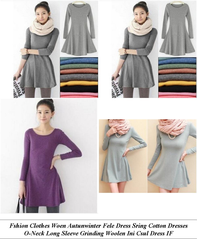 Prom Dresses - Womens Clothes Sale - Off The Shoulder Dress - Cheap Clothes