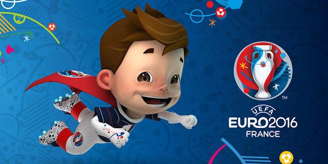 Jadwal Piala Eropa 2016, EURO