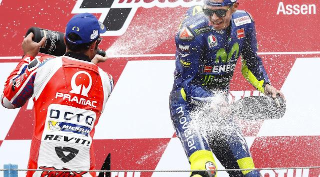 Masa Depan MotoGP Valentino Rossi Ditentukan Raihan Musim Ini