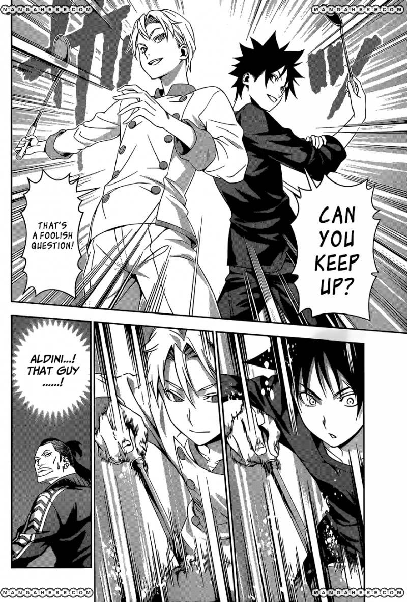 Shokugeki no Soma - Chapter 160