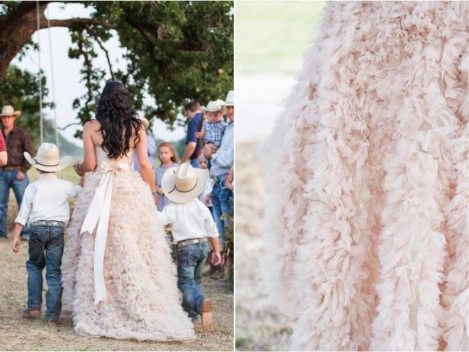 cowboy-wedding-2 Western Chic Wedding Ideas