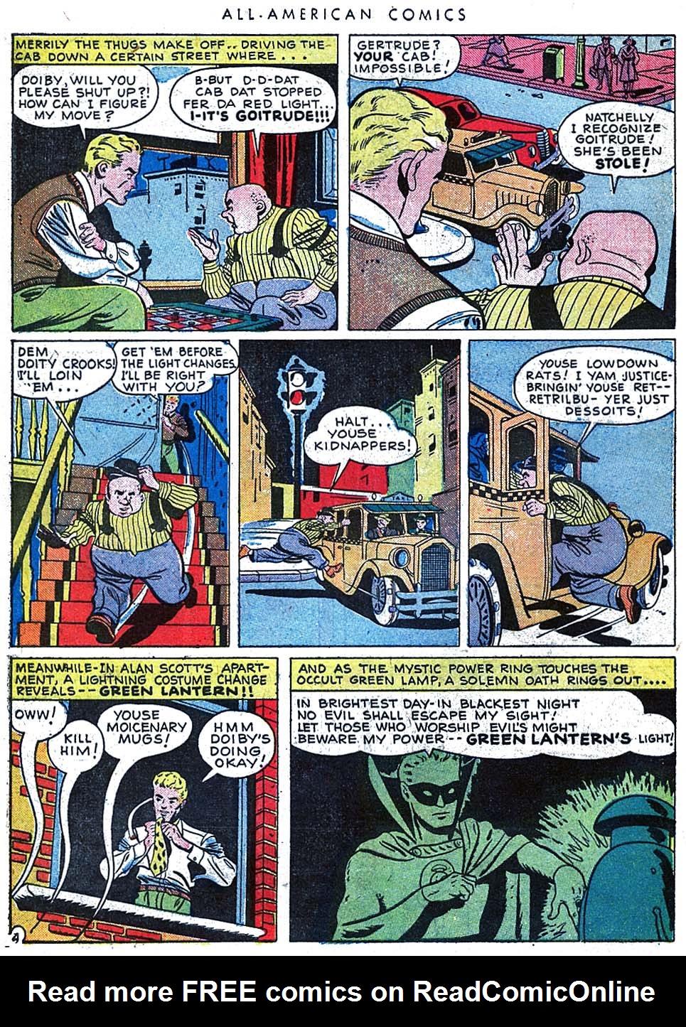 Read online All-American Comics (1939) comic -  Issue #63 - 6
