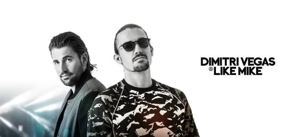 Dimitri Vegas & Like Mike Mexico 2018