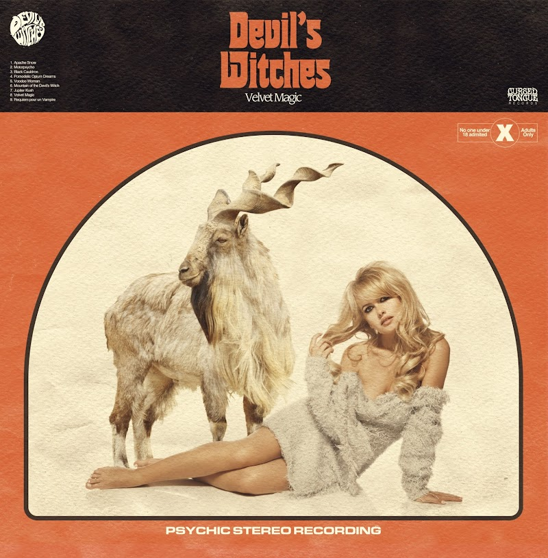 Devil's Witches - Velvet Magic | Review