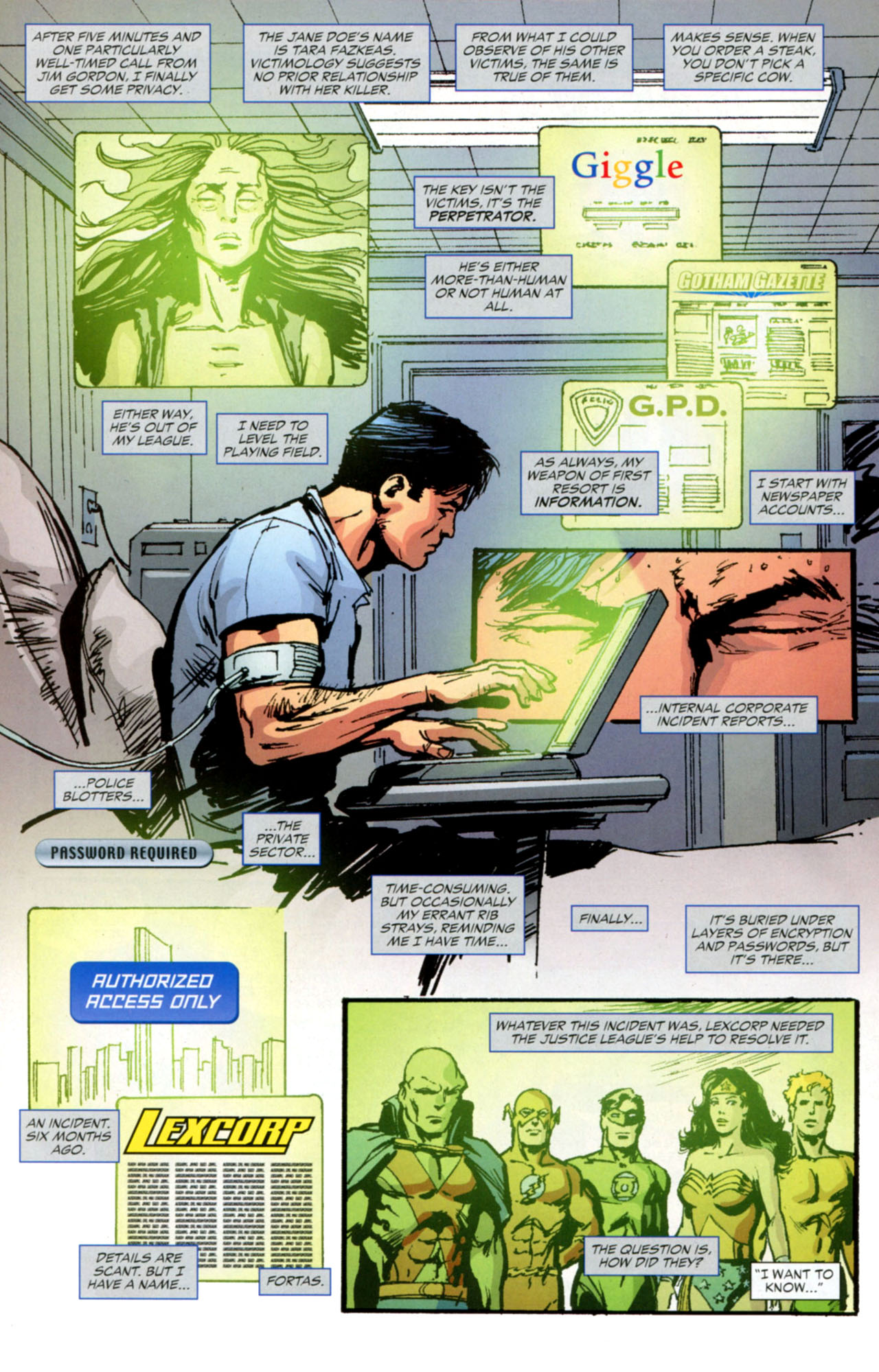 Batman Confidential Issue #52 #52 - English 19