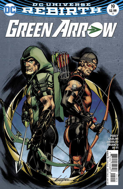 GREEN ARROW 19