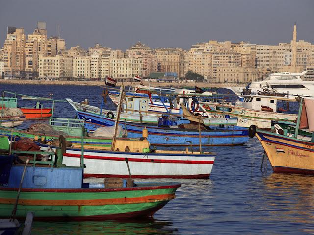 الصيد في البحر الأبيض المتوسط