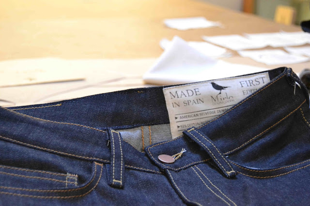 """Mirlo Denim Goods"""