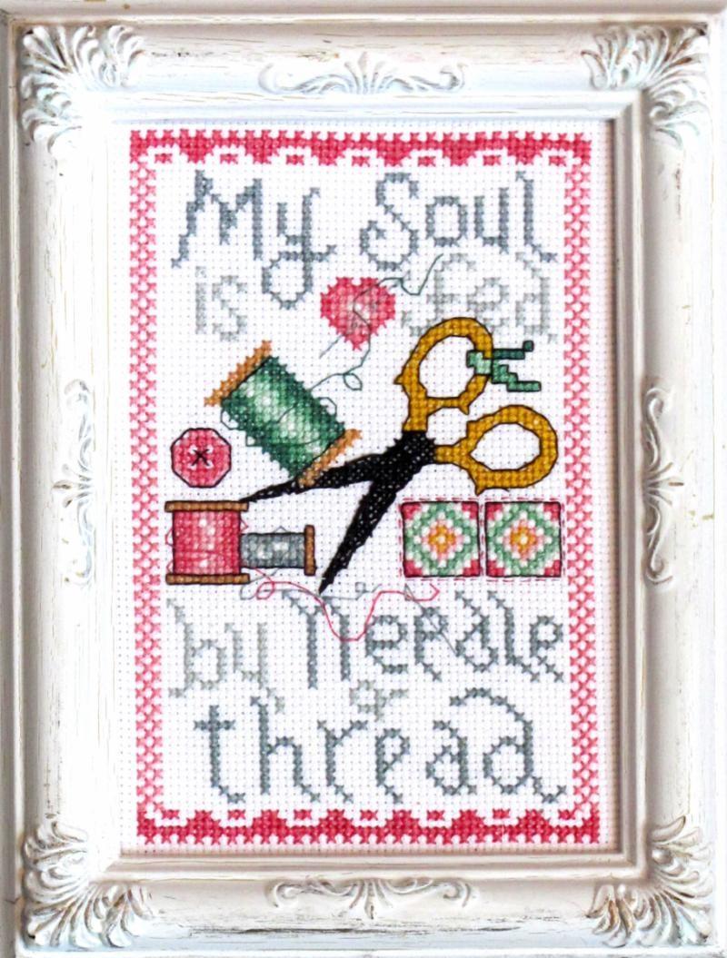 Magnificent Stitch And Frame Shop Embellishment - Ideas de Marcos ...