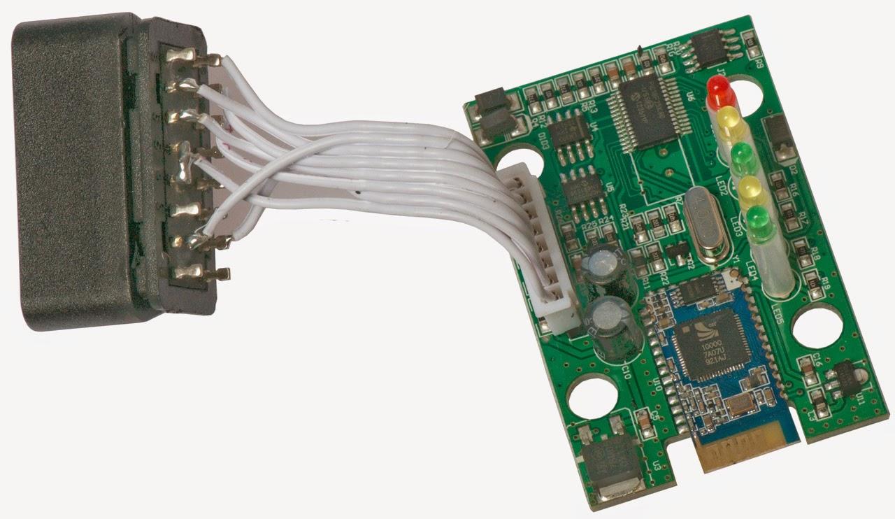 OBD-II Arduino Car Information Display   Koncha Tech