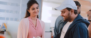 Keerthy Suresh Miss India Team 2