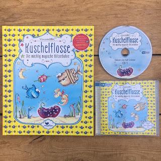 Kinderbuch und Hörbuch Kuschelflosse 4 von Autorin Nina Müller