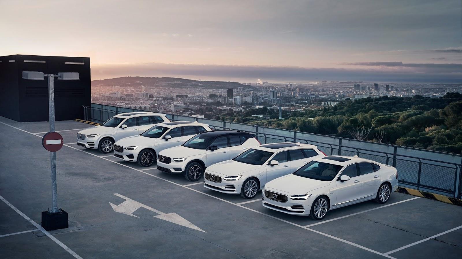 2018: Άλλη μία χρονιά ρεκόρ για τη Volvo, στην Ελλάδα και παγκοσμίως