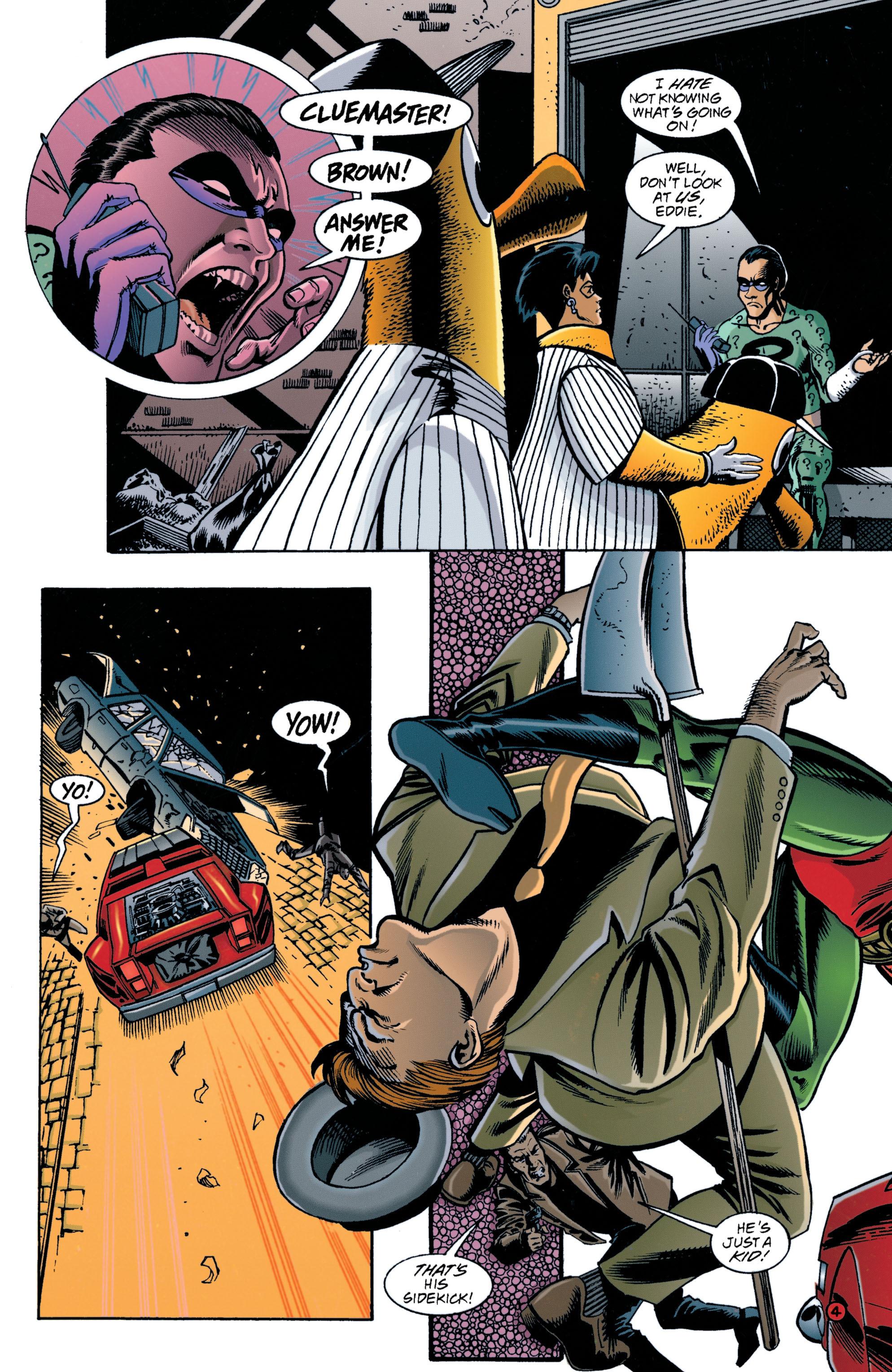 Detective Comics (1937) 707 Page 4