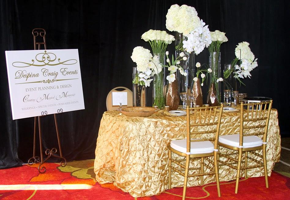Superb Despina Craig Events Bridal Show Home Remodeling Inspirations Cosmcuboardxyz