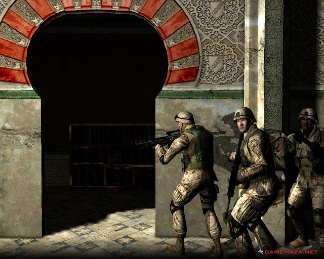 Close Combat First to Fight Gameplay Screenshot 2