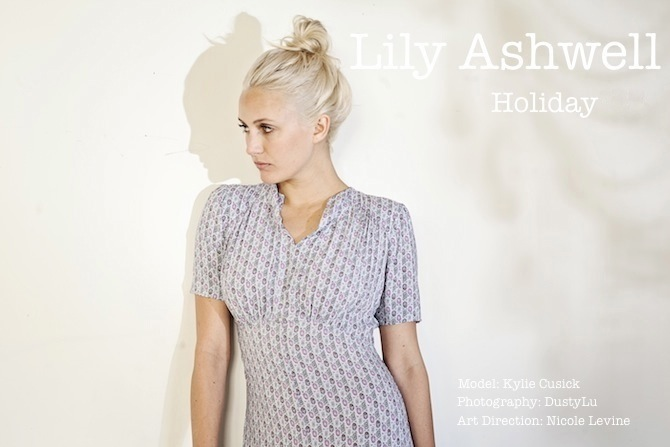 FRANKIE HEARTS FASHION: Lily Ashwell