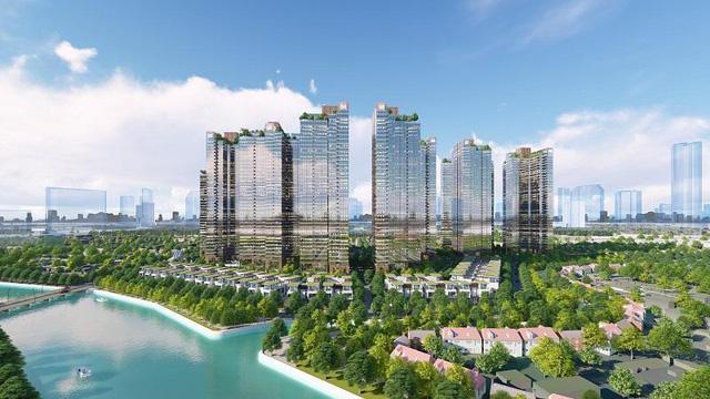 Sunshine City Sài Gòn hấp dẫn thị trường Tp Hồ Chí Minh