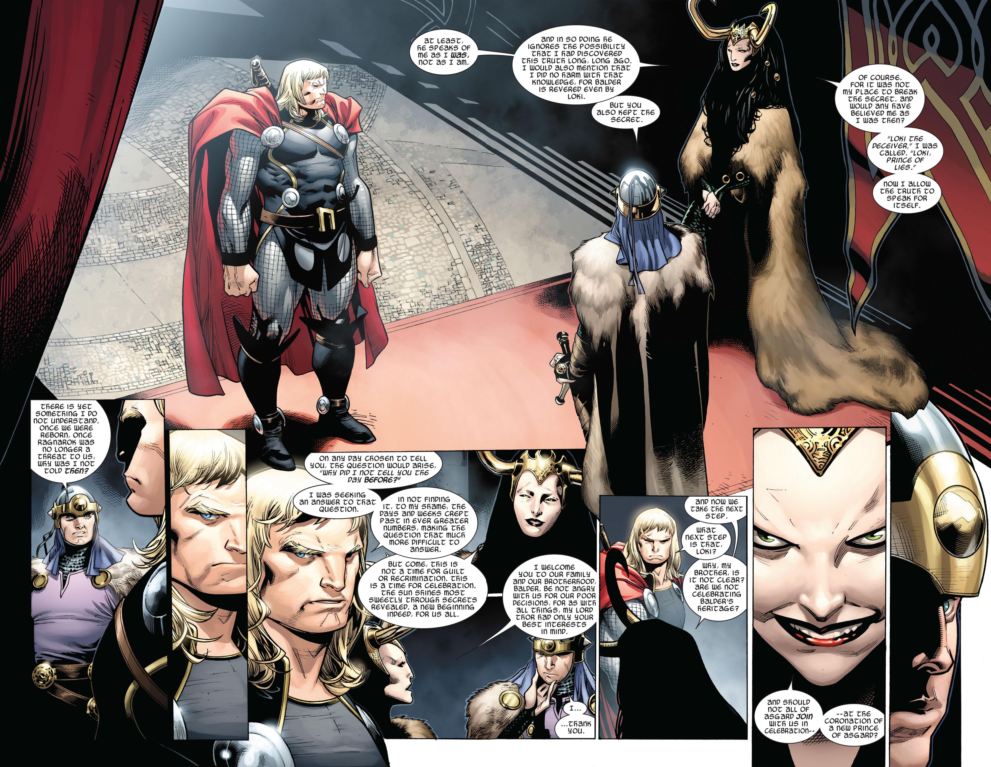 Thor (2007) Issue #10 #10 - English 15