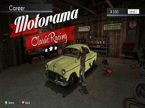Motorama Game