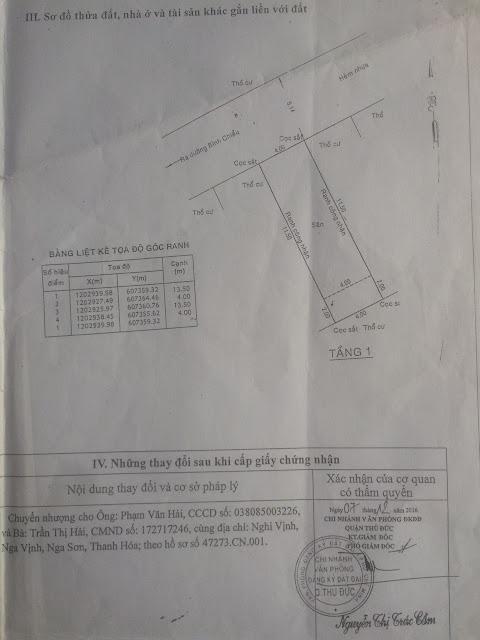 Bán nhà chính chủ đường Bình Chiểu phường Bình Chiểu Quận Thủ Đức,nhà cấp 4 hẻm xe hơi 5m, diện tích 54m2, giá bán chính chủ 2,8 tỷ-3