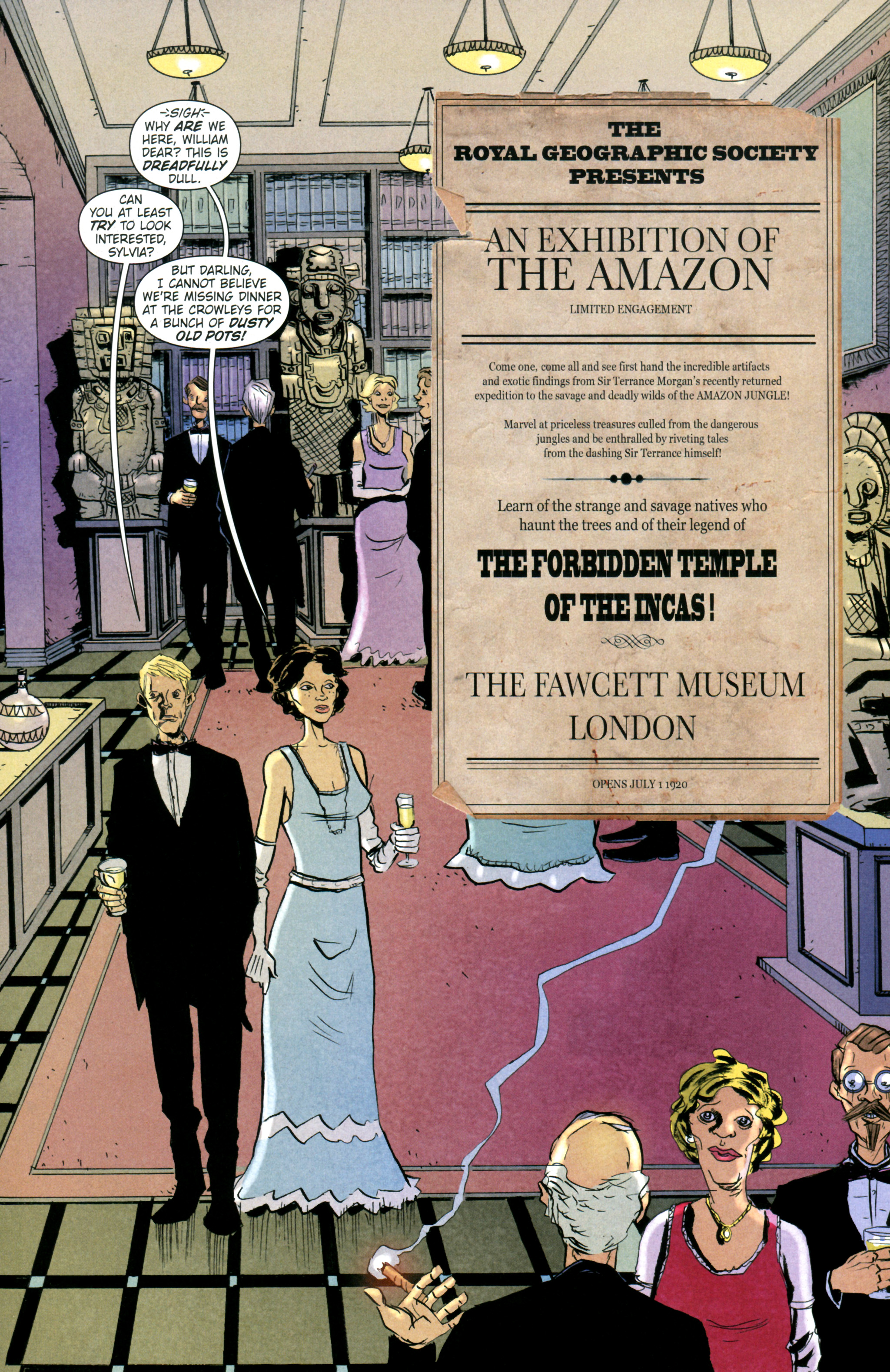 Read online Trillium comic -  Issue #1 - 7