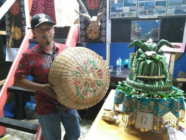 Tudung Saji dan Ikan Asin Patek dari Darul Hikmah Butuh Pembinaan