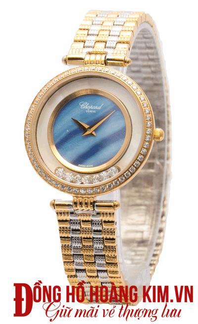 đồng hồ nữ dây sắt cao cấp