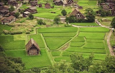 Pola Pemukiman Tersebar - berbagaireviews.com
