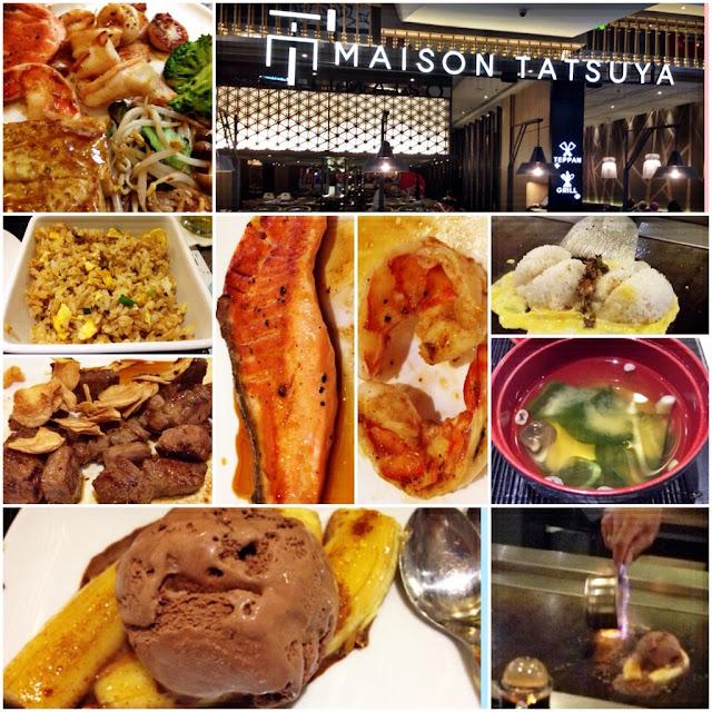 Maison Tatsuya kawasan kuliner di Jakarta Selatan