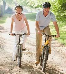 bersepeda mencegah osteoporosis