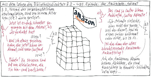 der Amazonen-Advent
